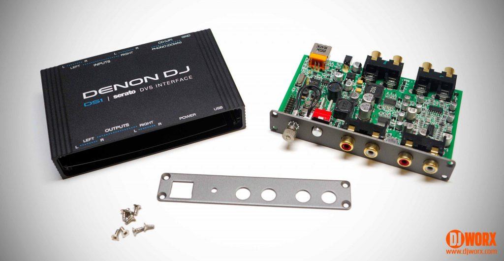 Denon DJ DS1 audio interface DVS Review Serato DJ (12)