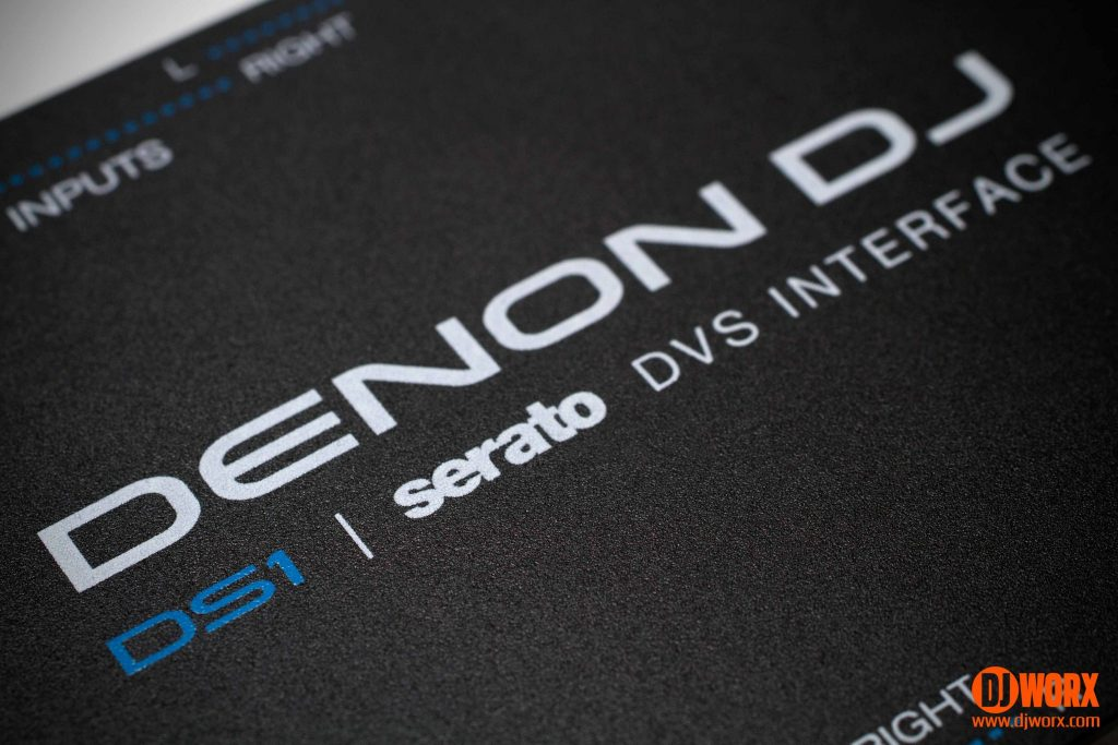 Denon DJ DS1 audio interface DVS Review Serato DJ (2)