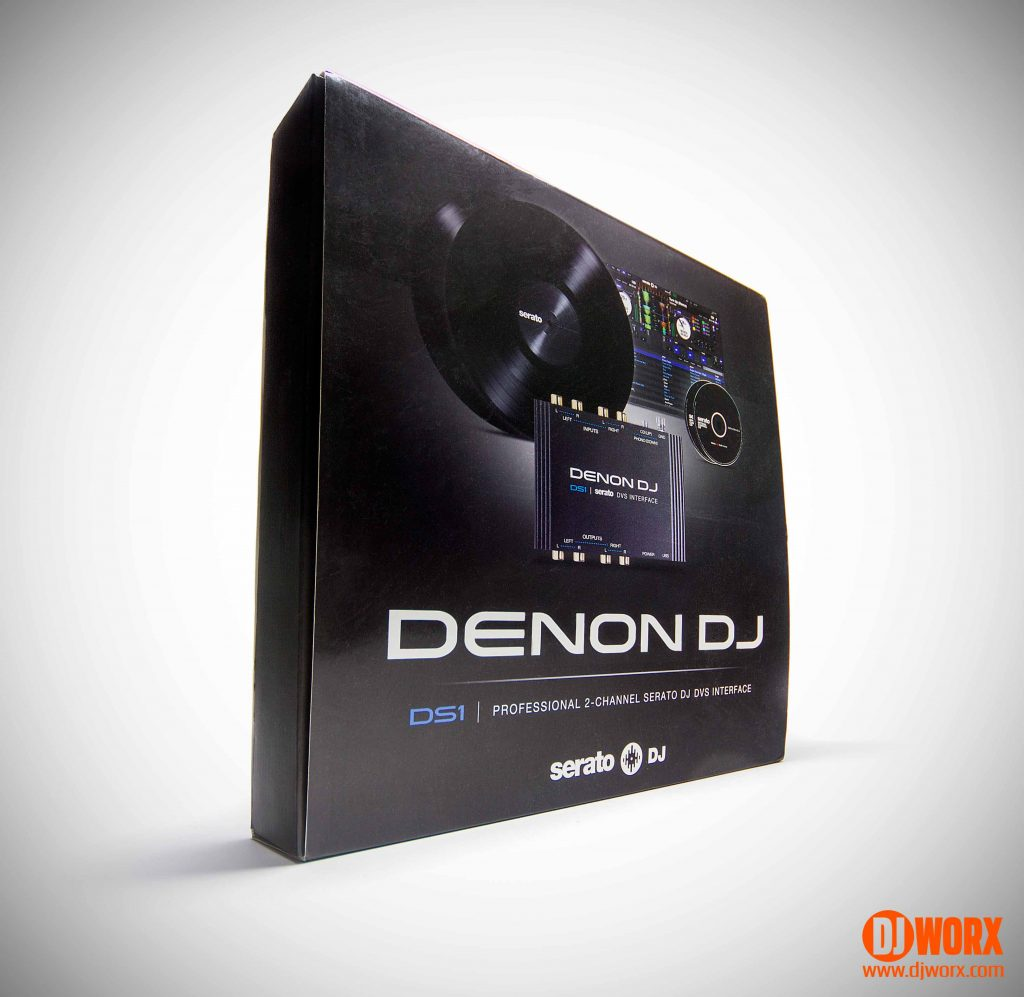 REVIEW: Denon DJ DS1 Serato DJ Audio Interface | DJWORX
