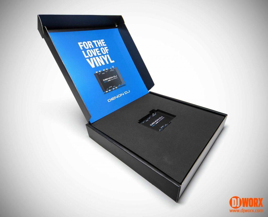Denon DJ DS1 audio interface DVS Review Serato DJ (7)
