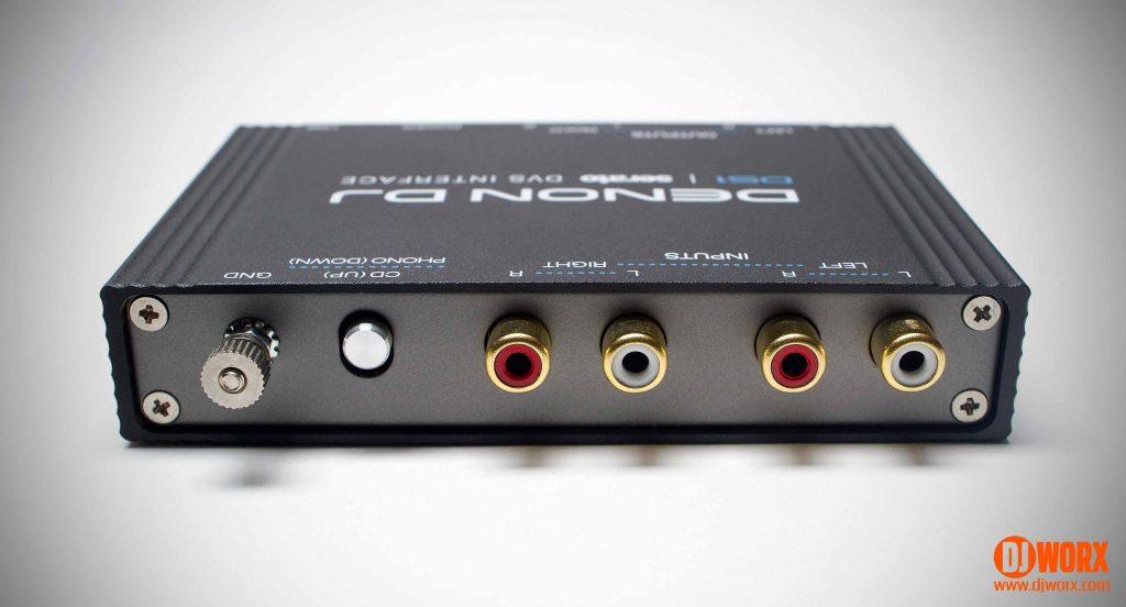 Denon DJ DS1 audio interface DVS Review Serato DJ (4)