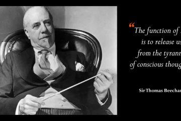 Sir Thomas Beecham music