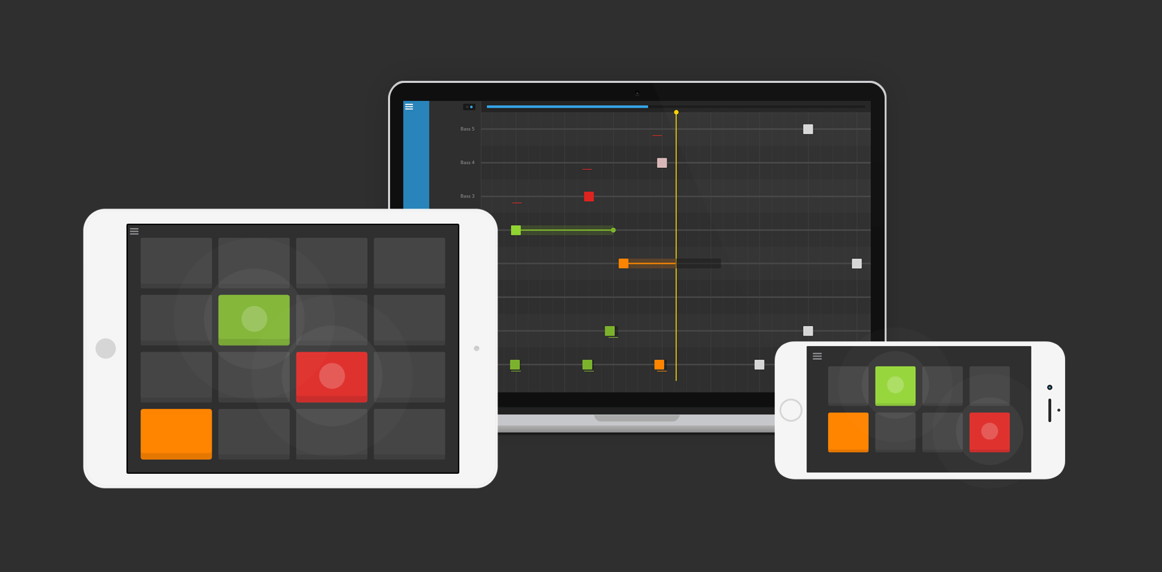 Mobile pad bashing with the Melodics controller app | DJWORX