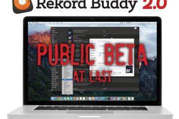 rekord buddy 2 public beta
