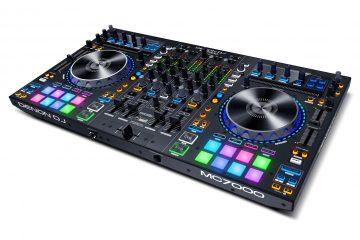 Denon DJ mc7000 Serato DJ controller (2)