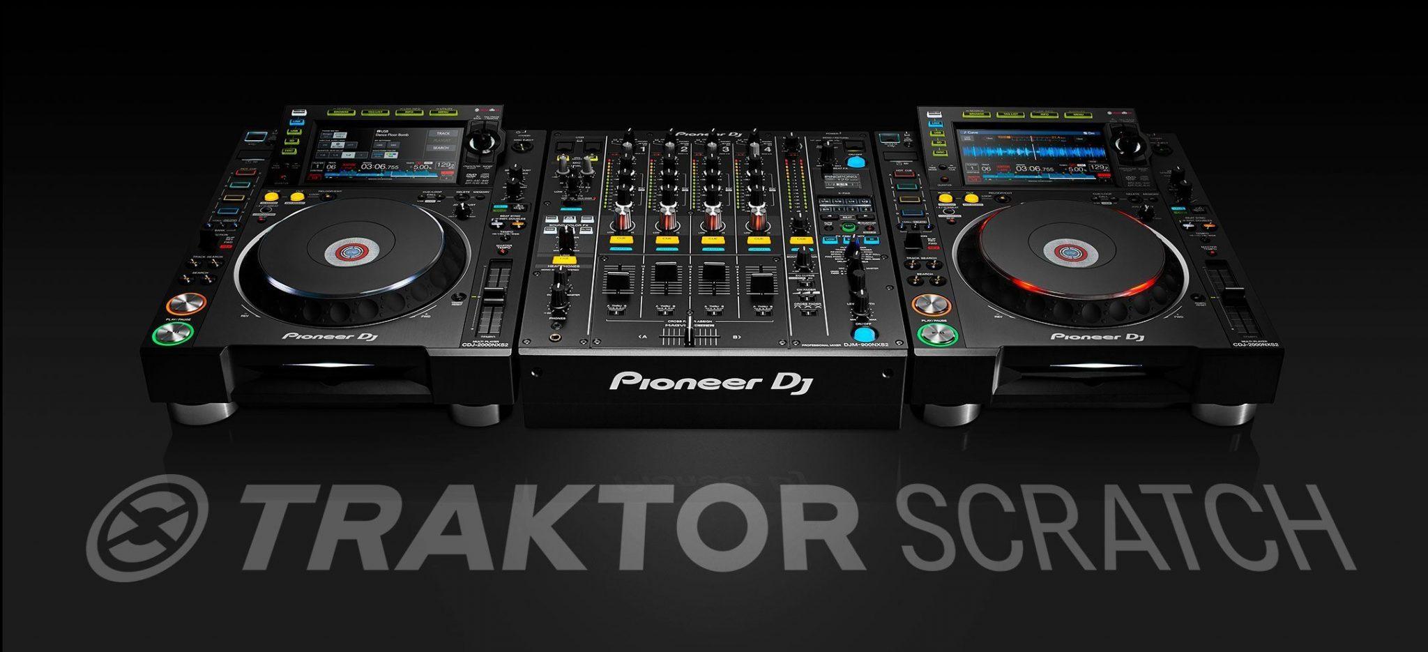 Friends again: Traktor and Pioneer DJ NXS2 are BFFs | DJWORX