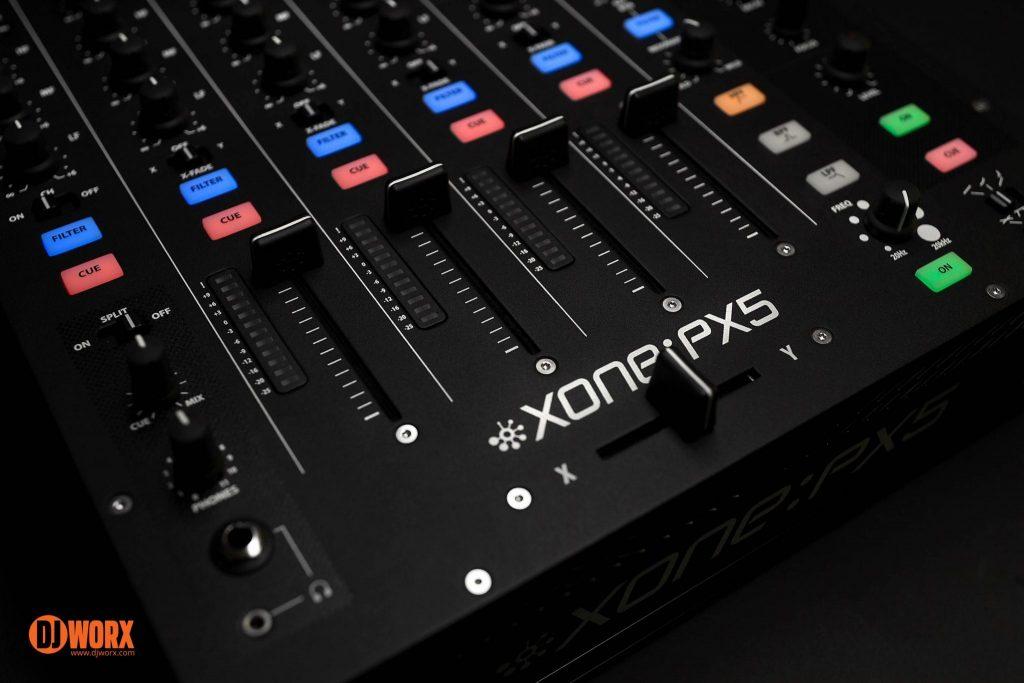Allen & heath xone:PX5 DJ mixer review PX5 (7)