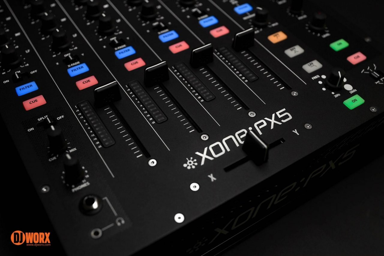 REVIEW: Allen & Heath Xone:PX5 Mixer 5