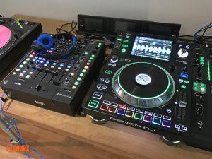 Denon DJ SC5000 prime media player NAMM 2017 (2)
