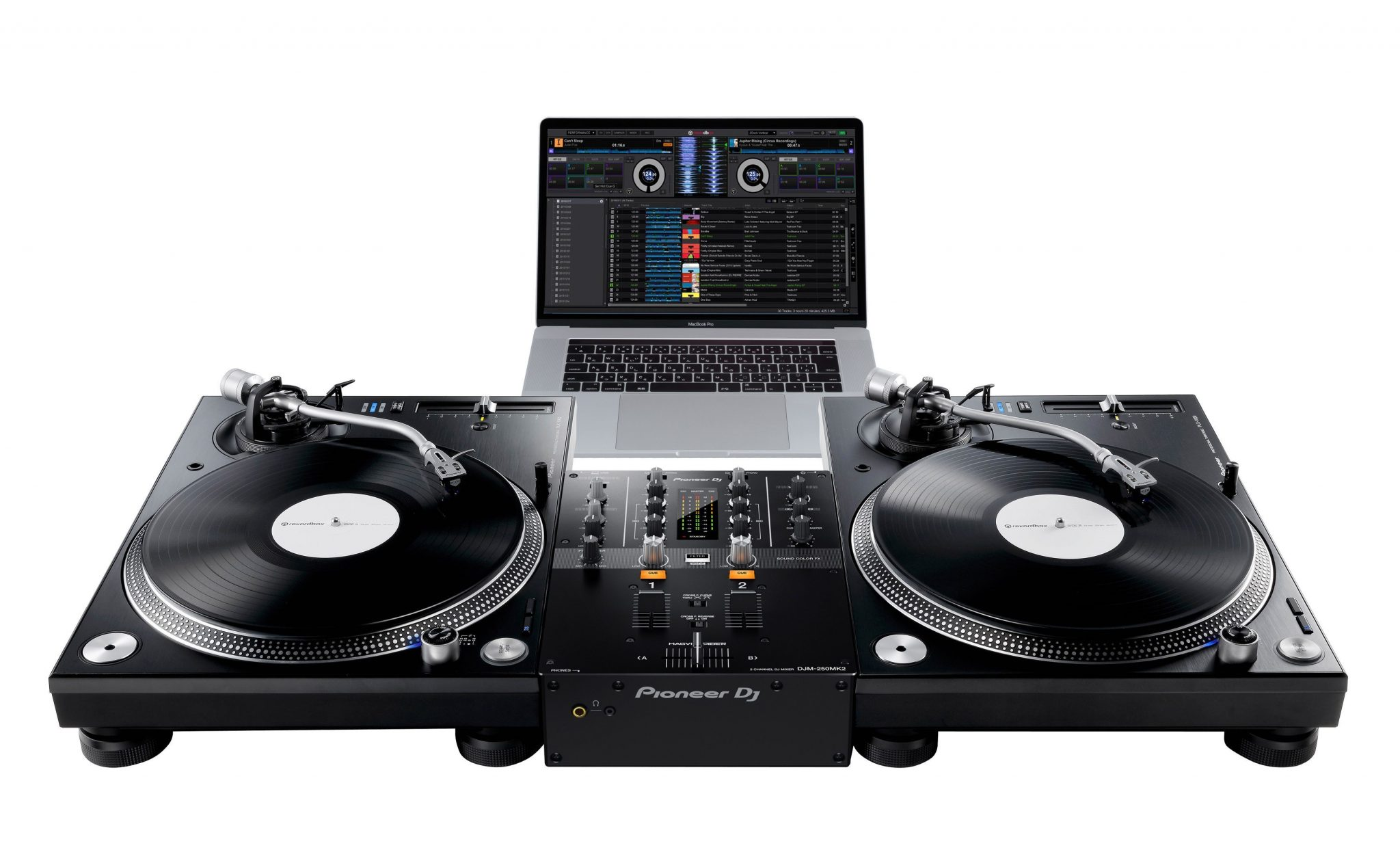 The Rekordbox Dvs Ready Pioneer Dj Djm 250mk2 Djworx