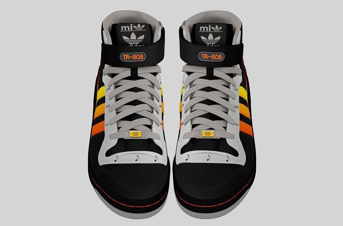adidas roland 808 sneaker trainer (2)