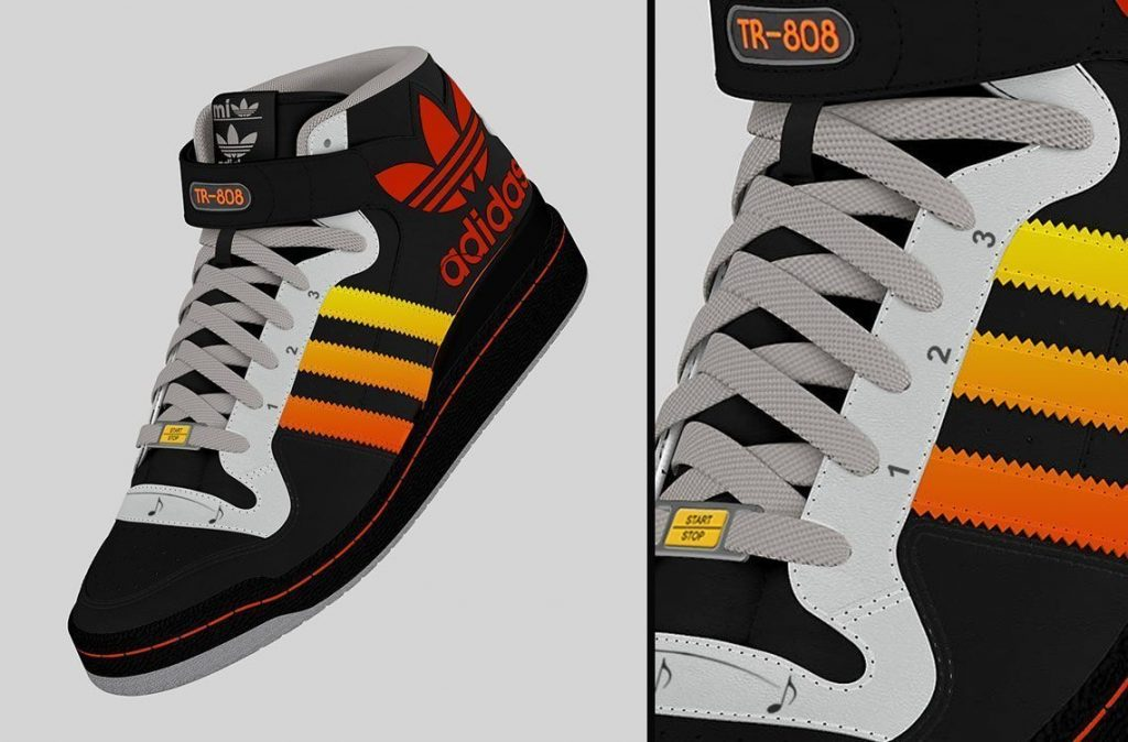 adidas roland 808 sneaker trainer (6)
