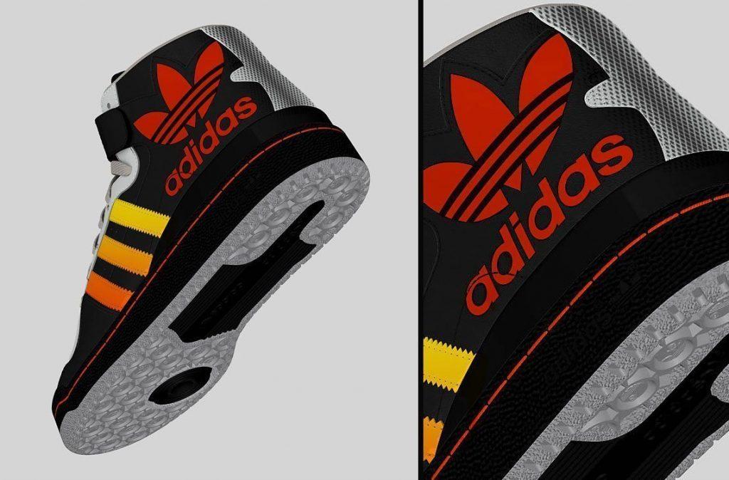 adidas roland 808 sneaker trainer (7)