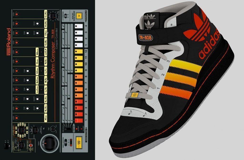 adidas roland 808 sneaker trainer (10)