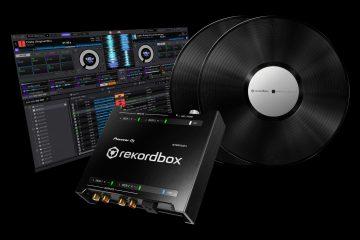 Pioneer DJ rekordbox DVS audio interface box INTERFACE 2 (1)