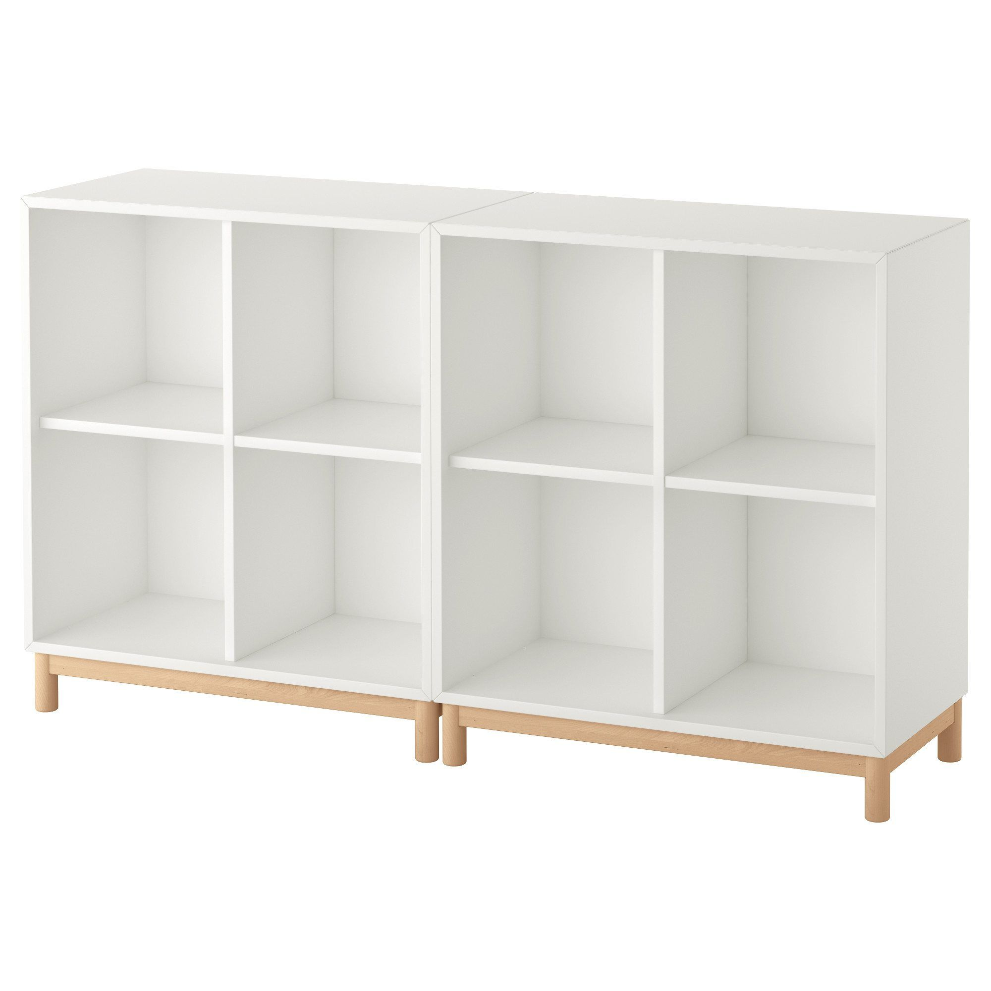 New ikea eket shelves new vinyl storage option djworx for Ikea lp storage