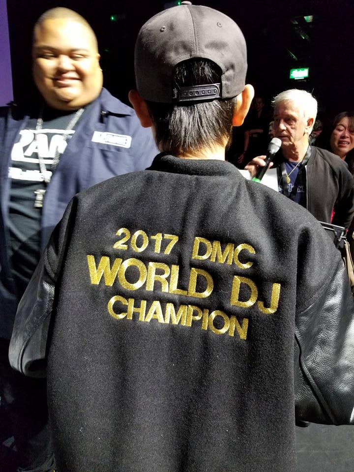 DMC World finals DJ Rena Japan Rane (3)