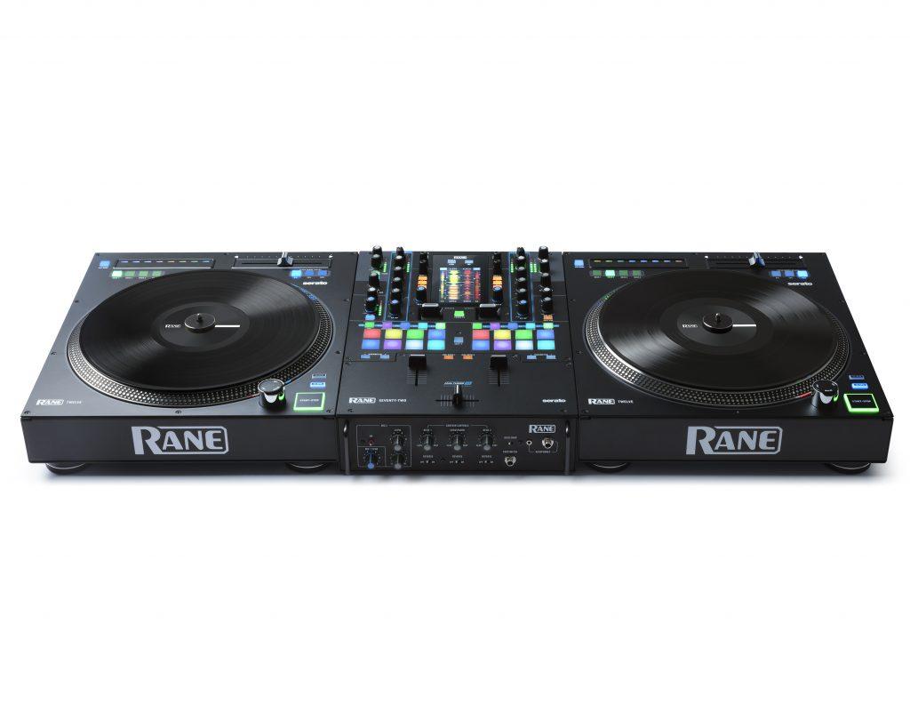 Rane Seventy Two Twelve Serato DJ mixer digital turntable controller MIDI (6)