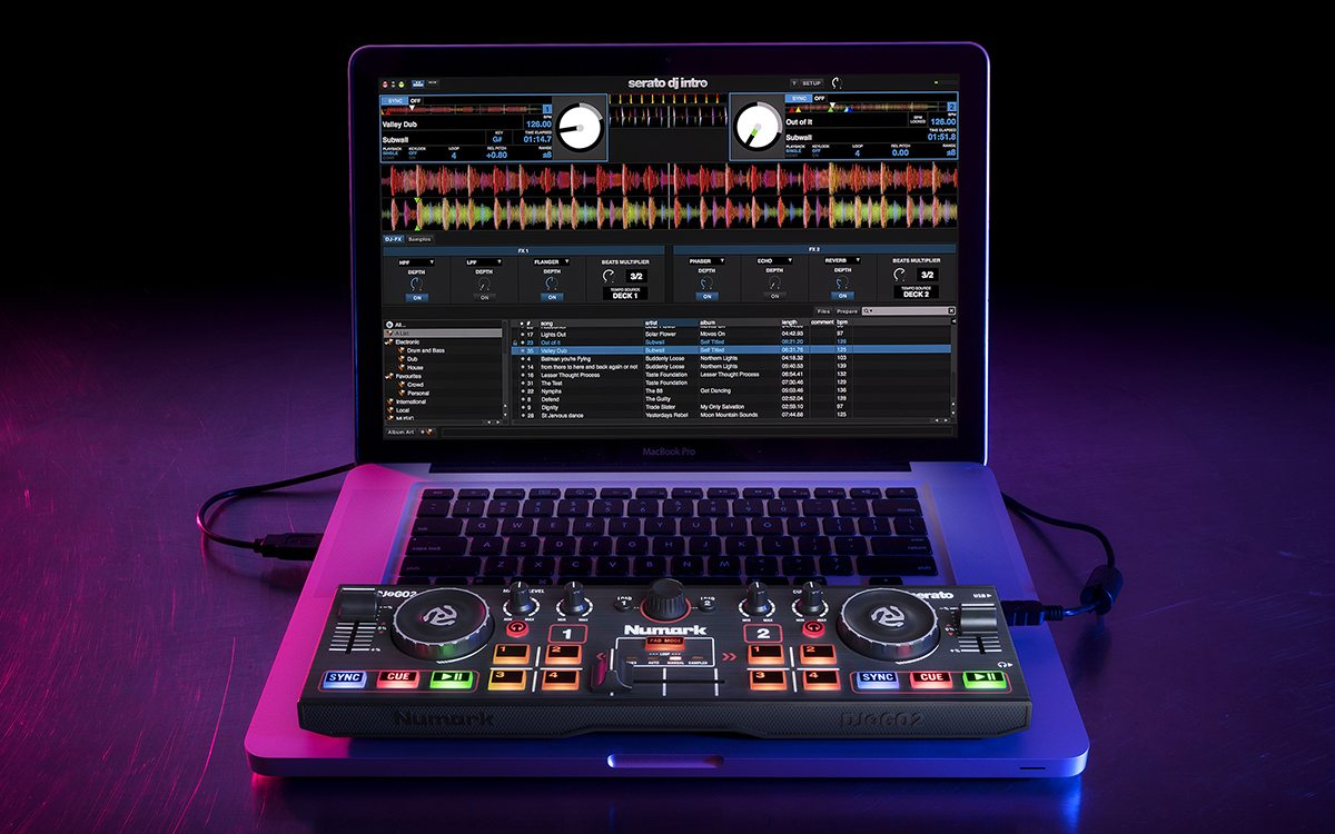 DJ EXPO 2017: Numark's DJ2GO2 Is For DJs To Go To