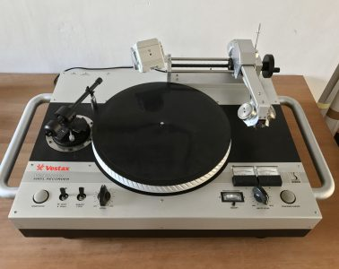 Vestax VRX-2000 cutter working for sale (12)