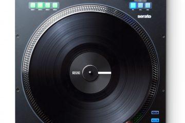 "Rane inmusic Twelve 12"" motorised digital turntable deck controller Serato DJ (3)"