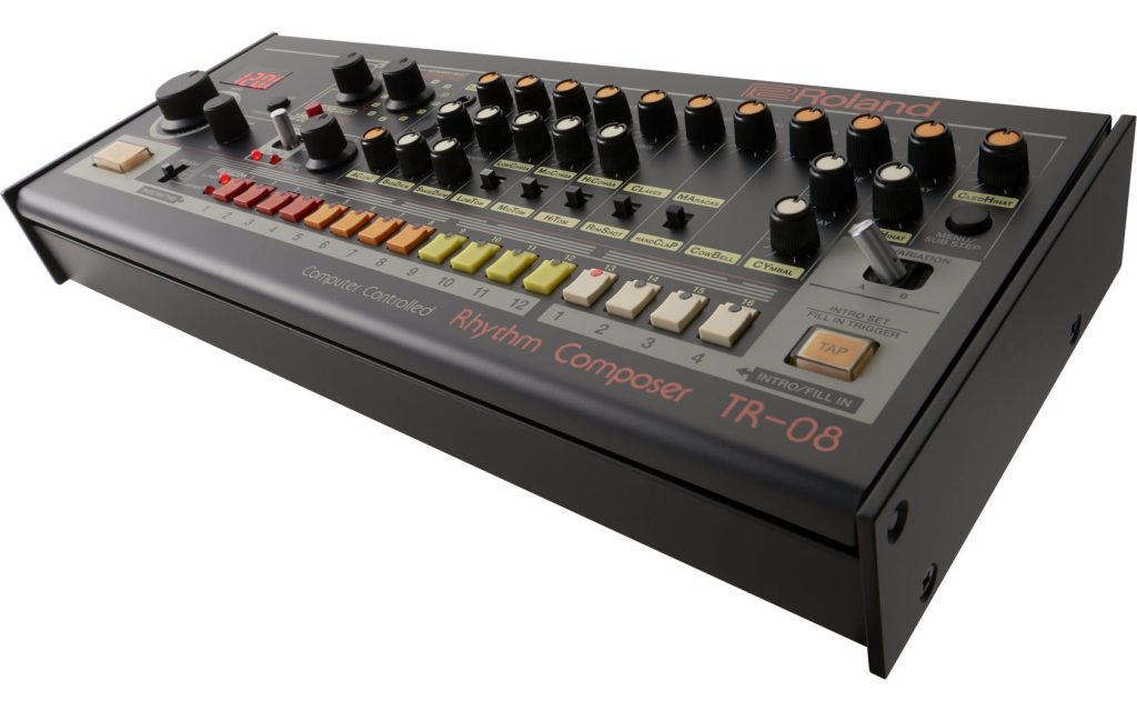 Roland TR-08 TR-808 electro acid drum machine (4)
