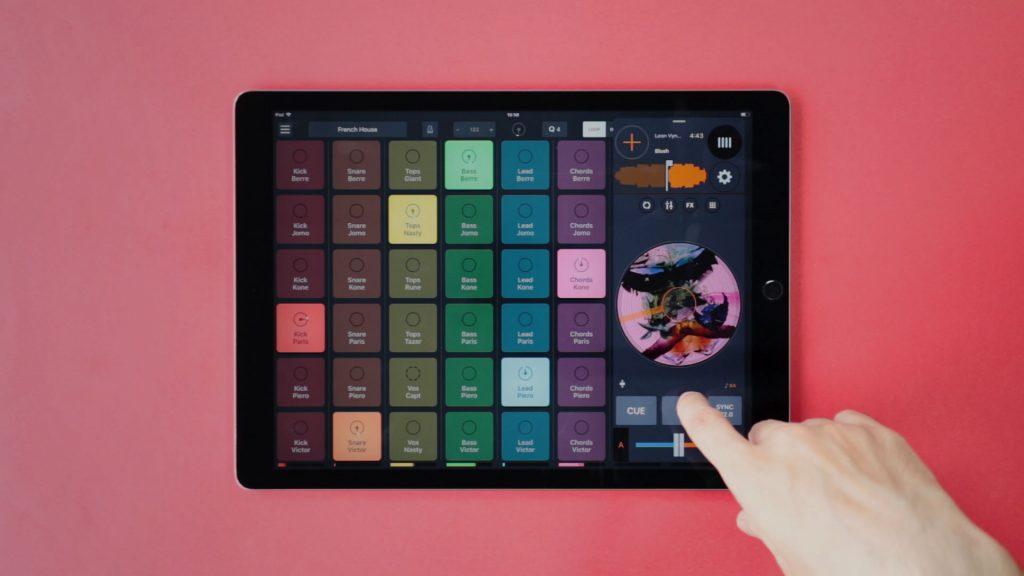 Mixvibes remixlive ios 11 (1)