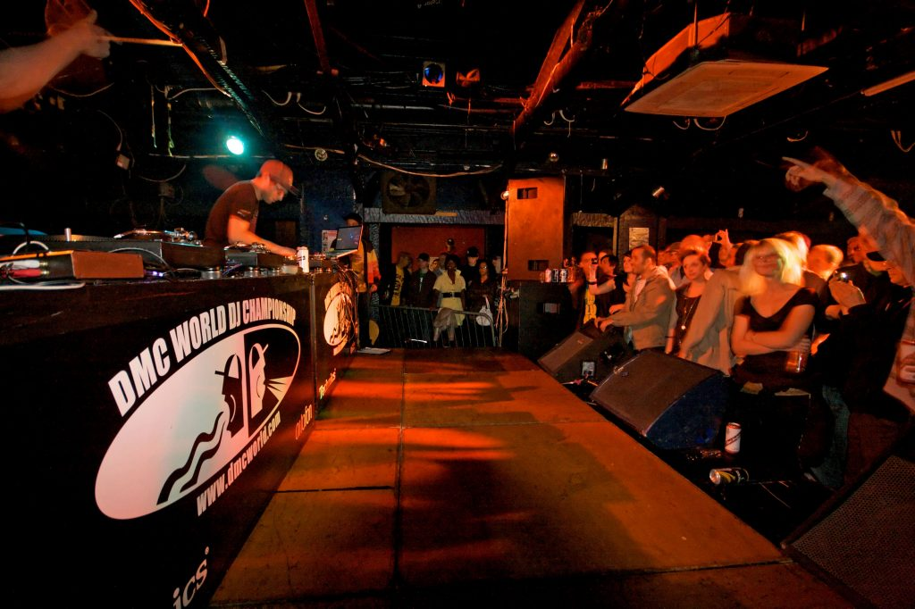 DJ Battles Battle DMC IDA Red Bull thre3style (1)