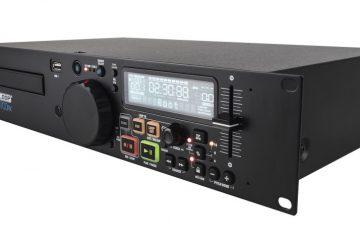 Reloop's RMP-1700 RX —yes a rack mount media player 6
