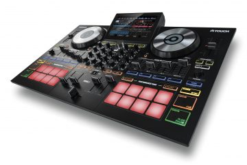 Reloop TOUCH VirtualDJ controller (8)