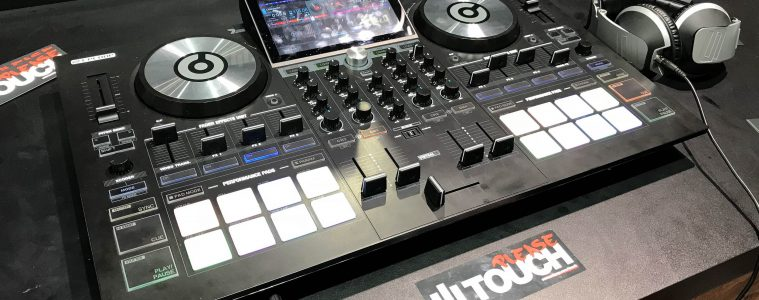 Reloop TOUCH VirtualDJ controller (13)