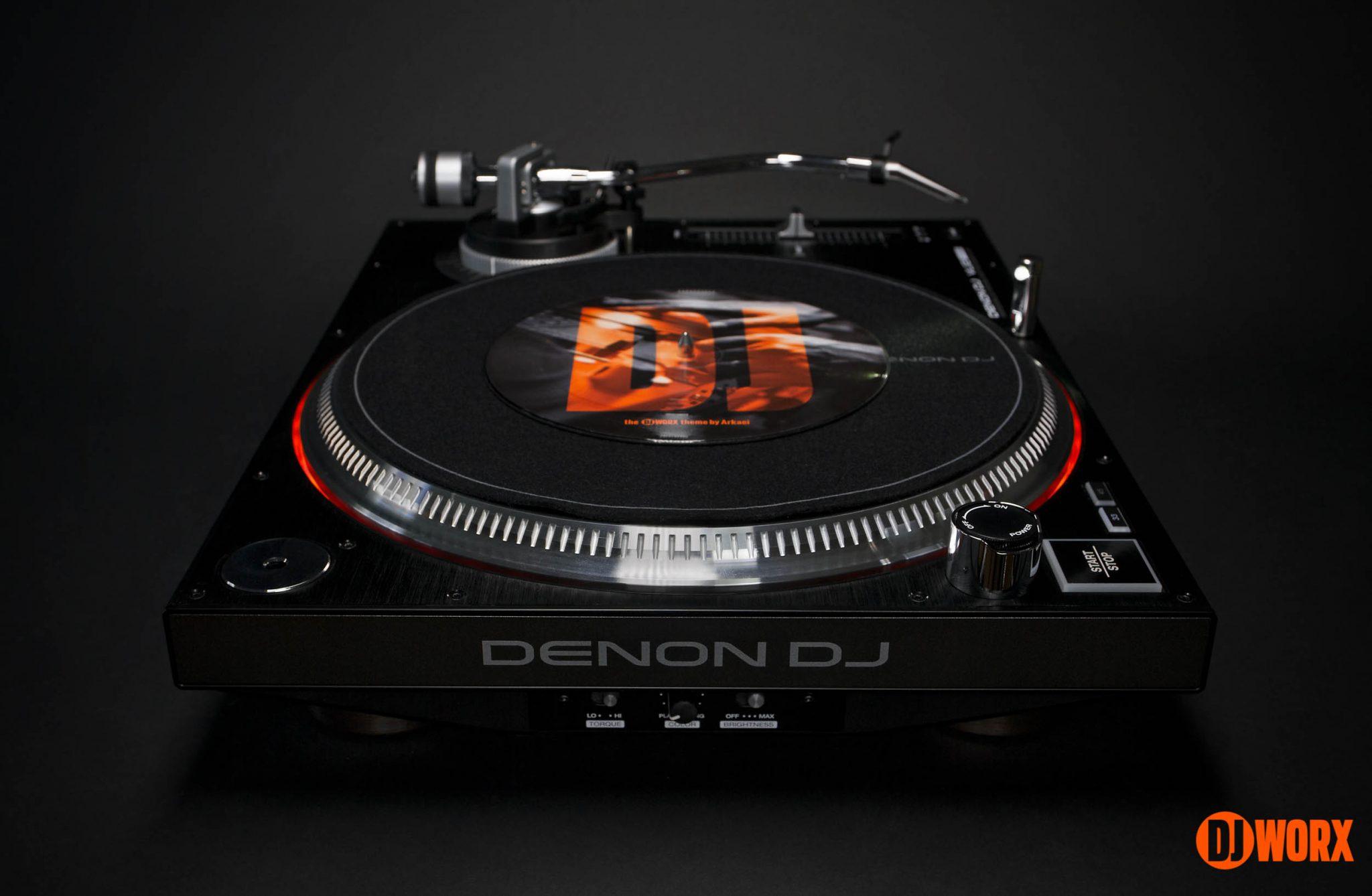 Denon DJ L12 Prime turntable review DJWORX (20)
