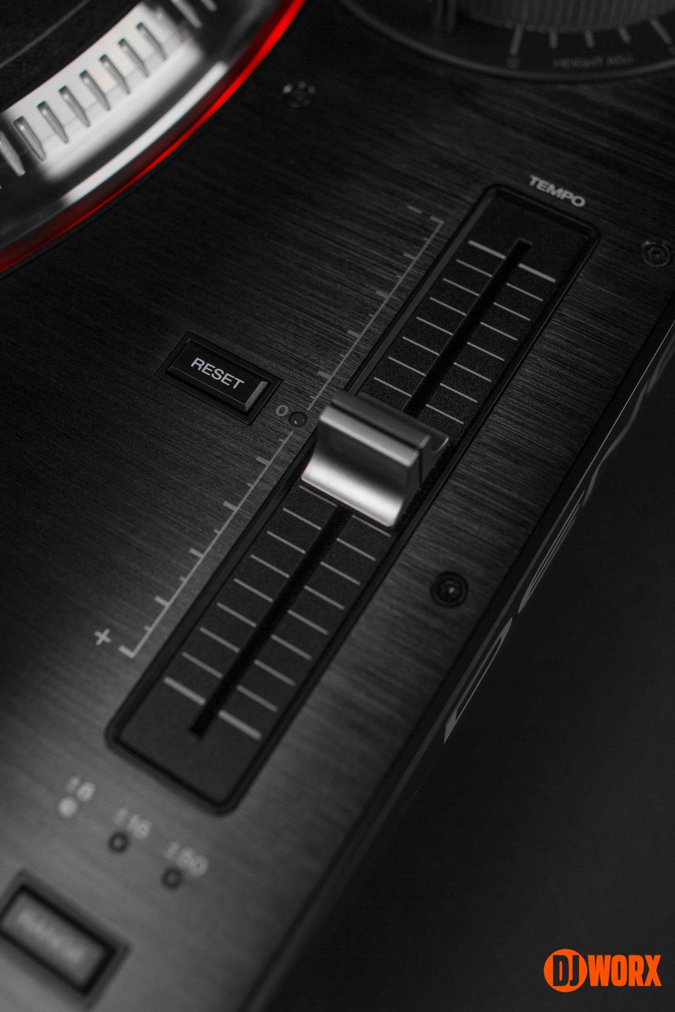 Denon DJ L12 Prime turntable review DJWORX (11)