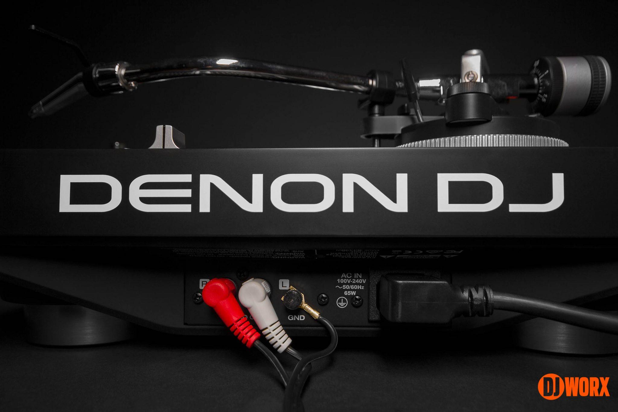 Denon DJ L12 Prime turntable review DJWORX (4)
