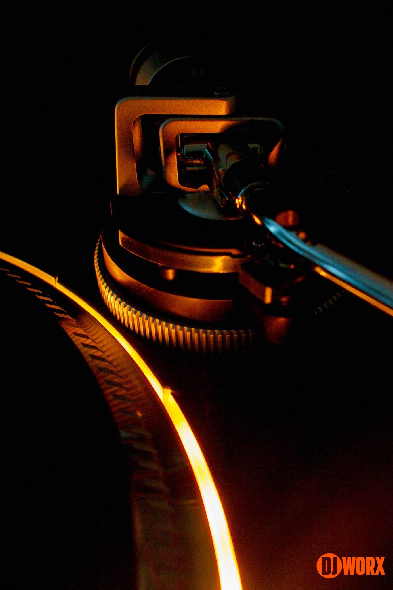 Denon DJ L12 Prime turntable review DJWORX (3)