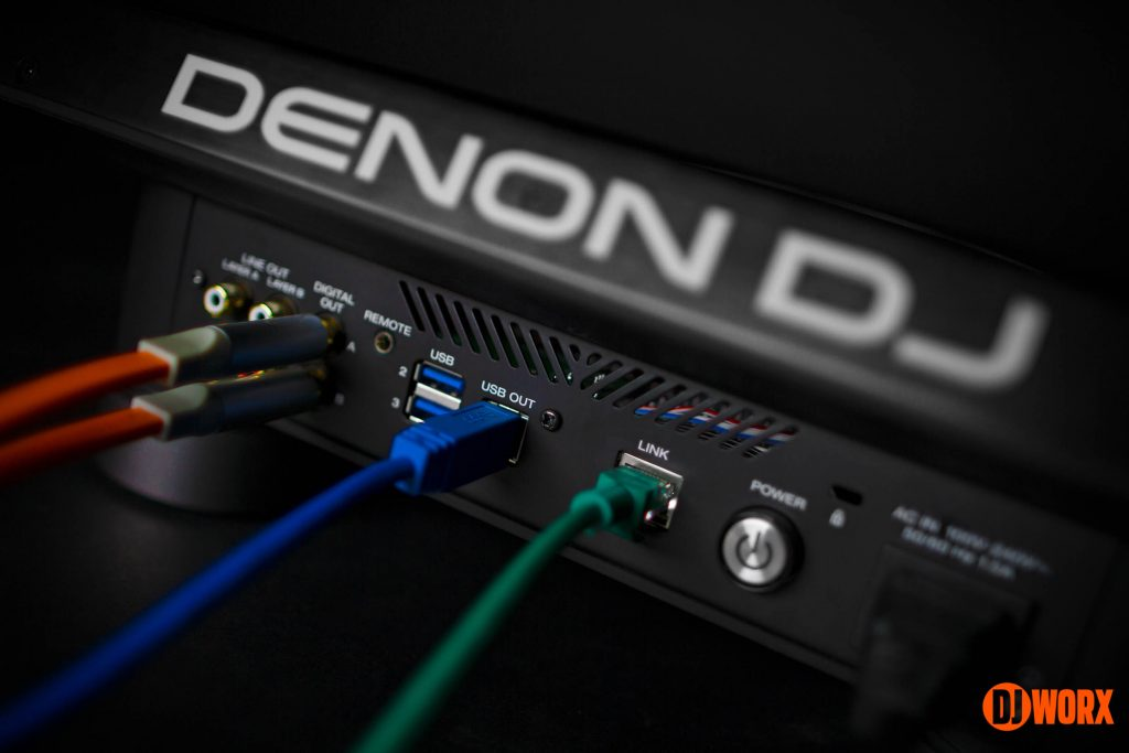 how to update denon sc5000 firmware