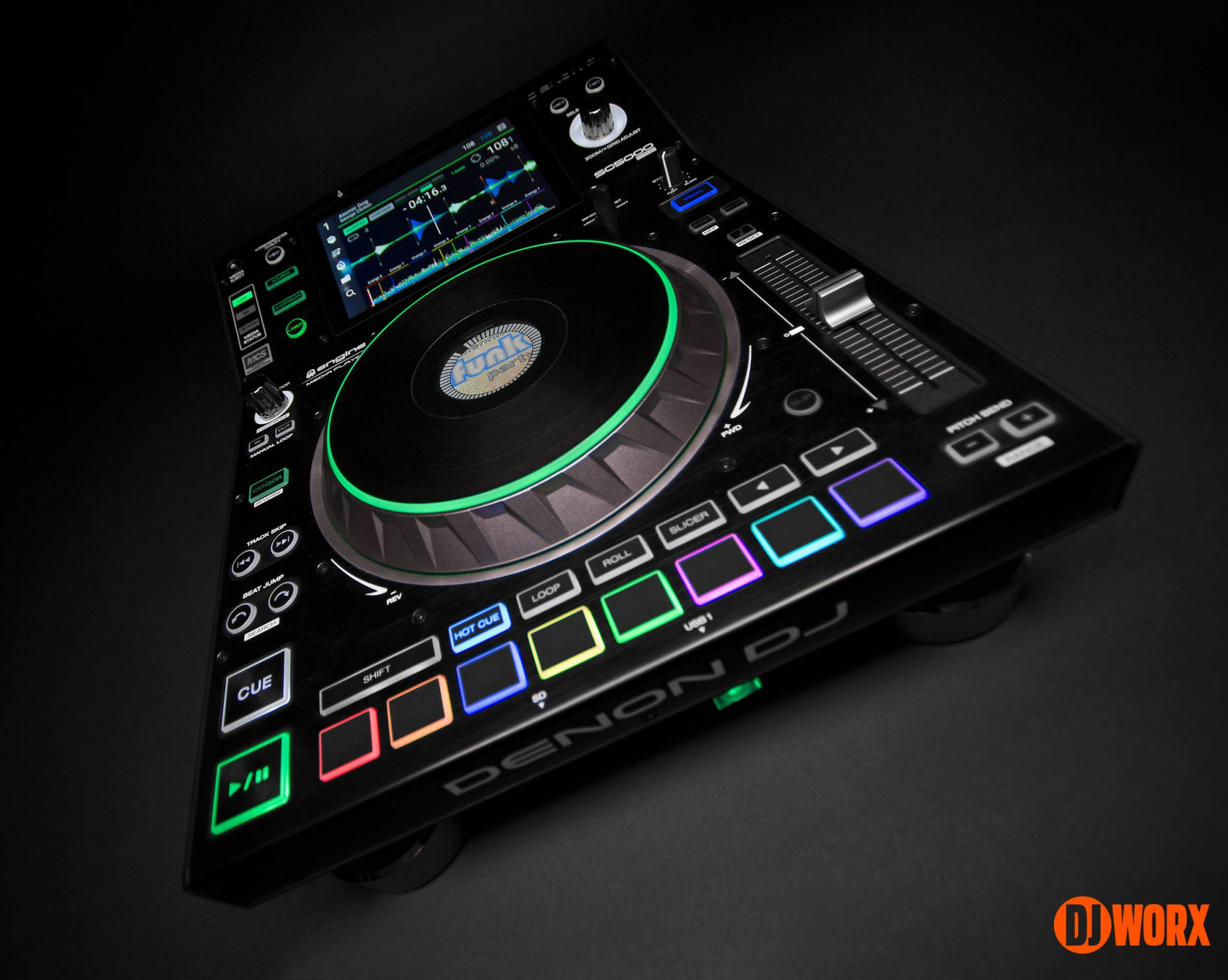 REVIEW: Denon DJ SC5000 Prime media player | DJWORX