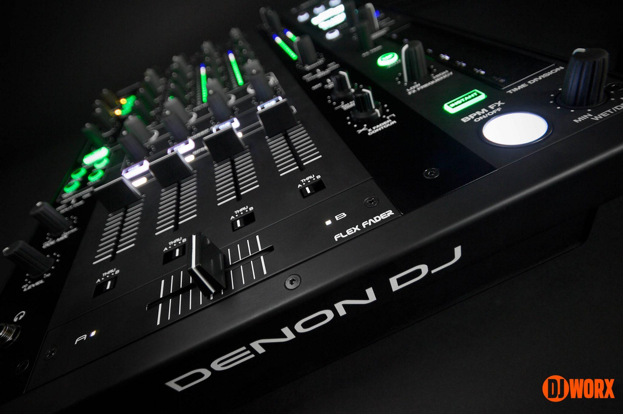 REVIEW: Denon DJ X1800 Prime mixer | DJWORX
