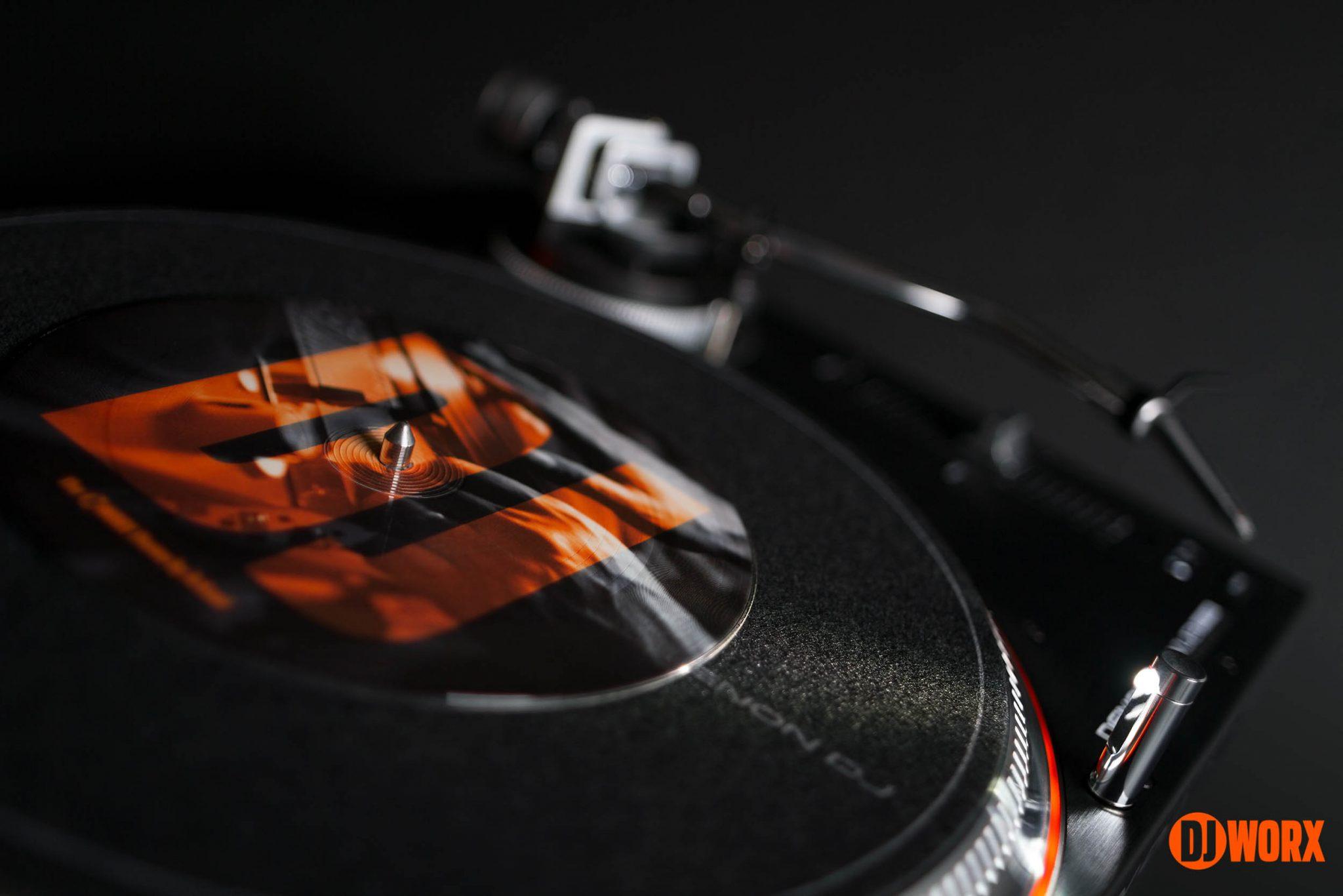 Denon DJ L12 Prime turntable review DJWORX (1)