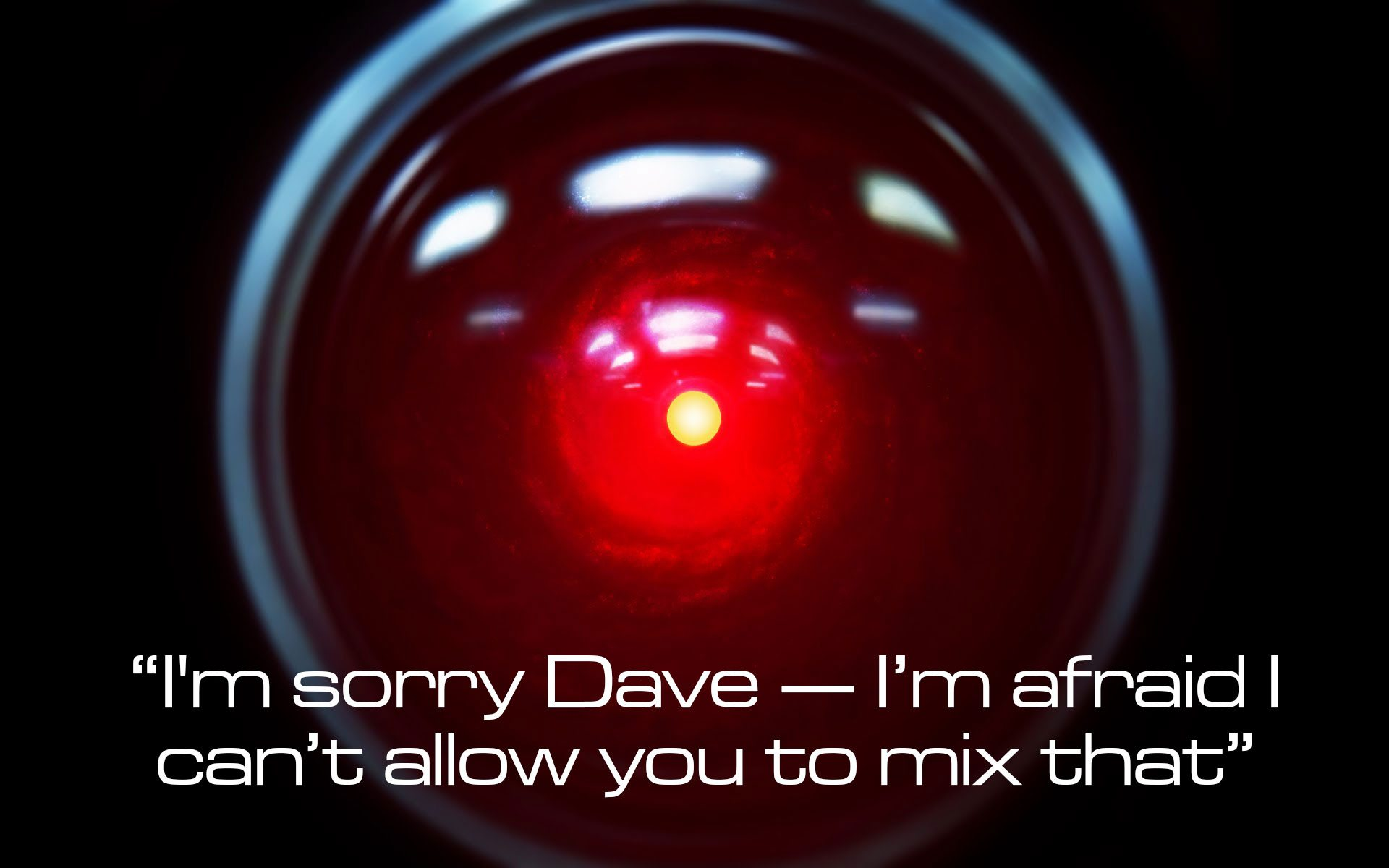 AUTOMIX: No need to welcome our DJ robot overlords just yet 5