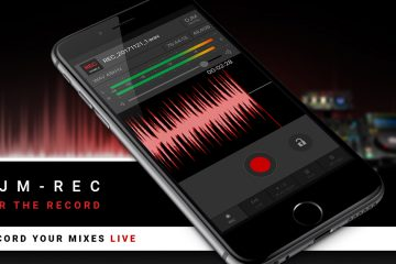 Pioneer DJ turns your iPhone into a recorder with DJM-REC app 4