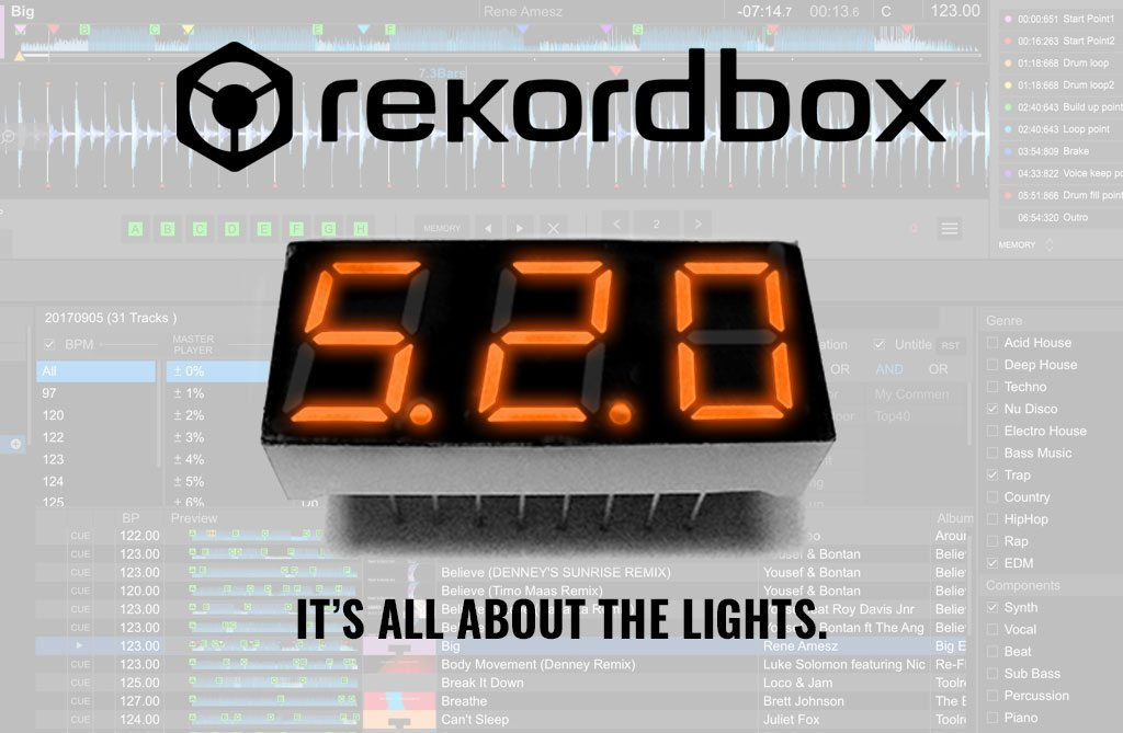rekordbox v5 2 – is it now the most complete DJ software