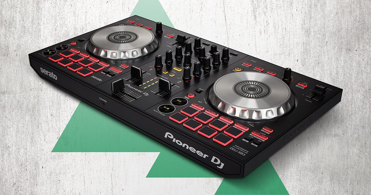 Brace yourselves — the new Pioneer DJ DDJ-SB3 scratches for