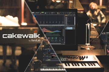 Cakewalk by BandLab launches today for free - Credit to BandLab Technologies