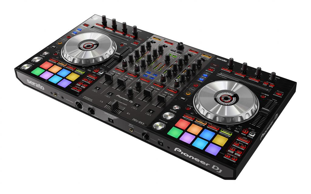 Pioneer DJ DDJ-SX3 Serato DJ Pro controller (7)