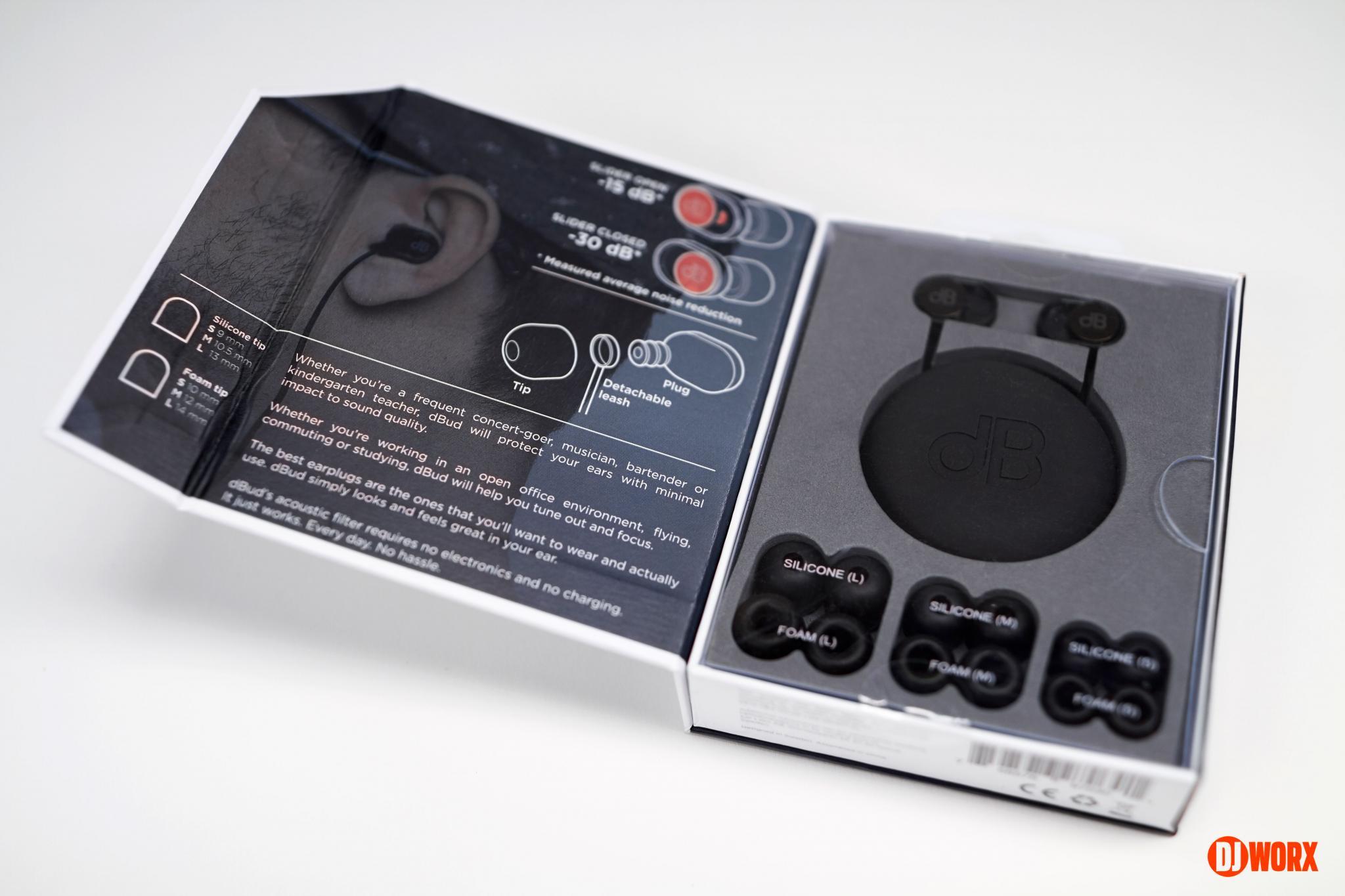 REVIEW: EarLabs dBud Volume Adjustable Earplugs 3