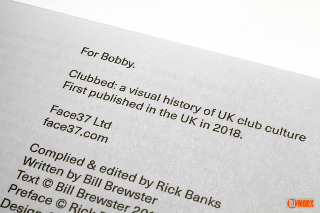 Clubbed book review Bill Brewster Rick Banks (2)