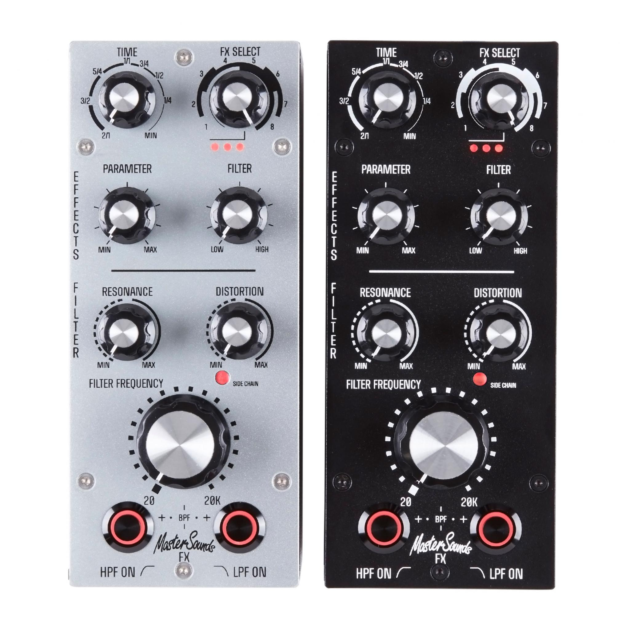 Mastersounds unleashes 4V mixers plus FX unit and more 11