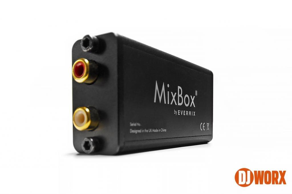 evermix mixbox2 iOS dj recorder review (2)