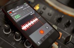 Pioneer DJ DJM-REC app iOS (3)